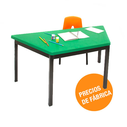 Feryand fabricante de mobiliario escolar y oficina en puebla for Mesas infantiles precios